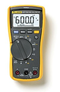 Fluke 117 Electrician's Multimeter with Non-Contact voltage - *CALL FOR BEST PRICE*