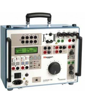 Programma Sverker 750 Relay Test Unit