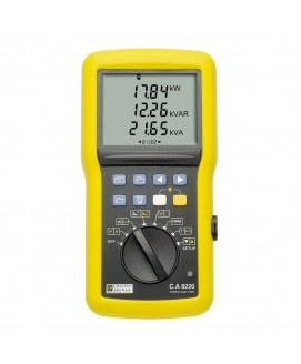 CA8220 power analyser  c/wA193-450 Clamps * CALL FOR BEST PRICE*