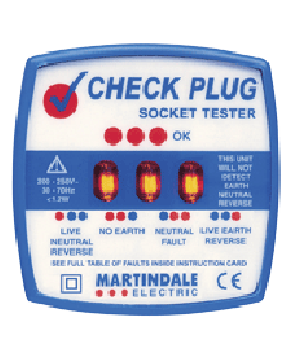 Martindale CP501 Classic Check Plug