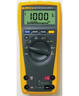 Fluke 177 Digital Multimeter c/w UKAS Certificate