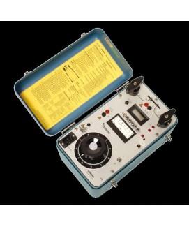 Programma MOM 600A Microhmmeter