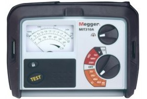 Megger MIT310A Insulation & Continuity Tester - *CALL FOR BEST PRICE*