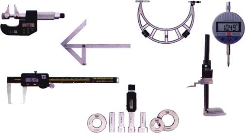 Dimensional metrology tools